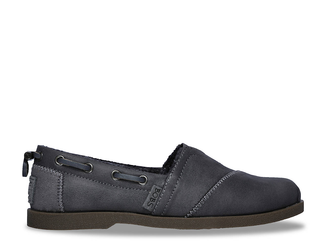 2da488dff1514 Skechers BOBS Chill Luxe Buttoned Up Slip-On Women's Shoes | DSW