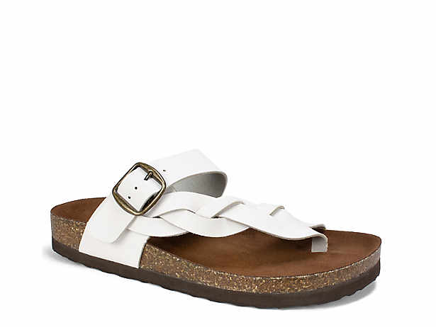 a0f2c3927a8d White Mountain. Crawford Flat Sandal