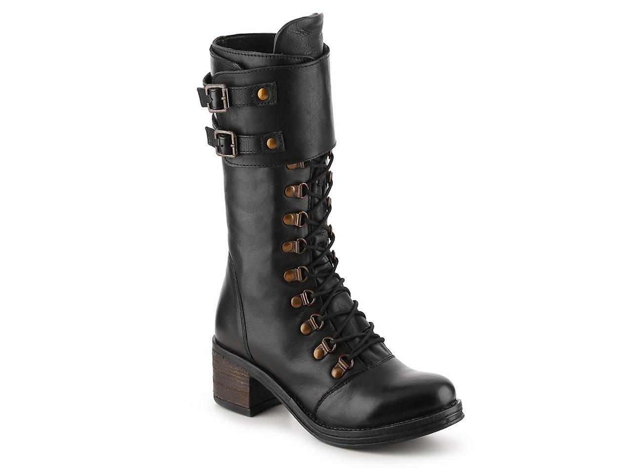 report signature boots