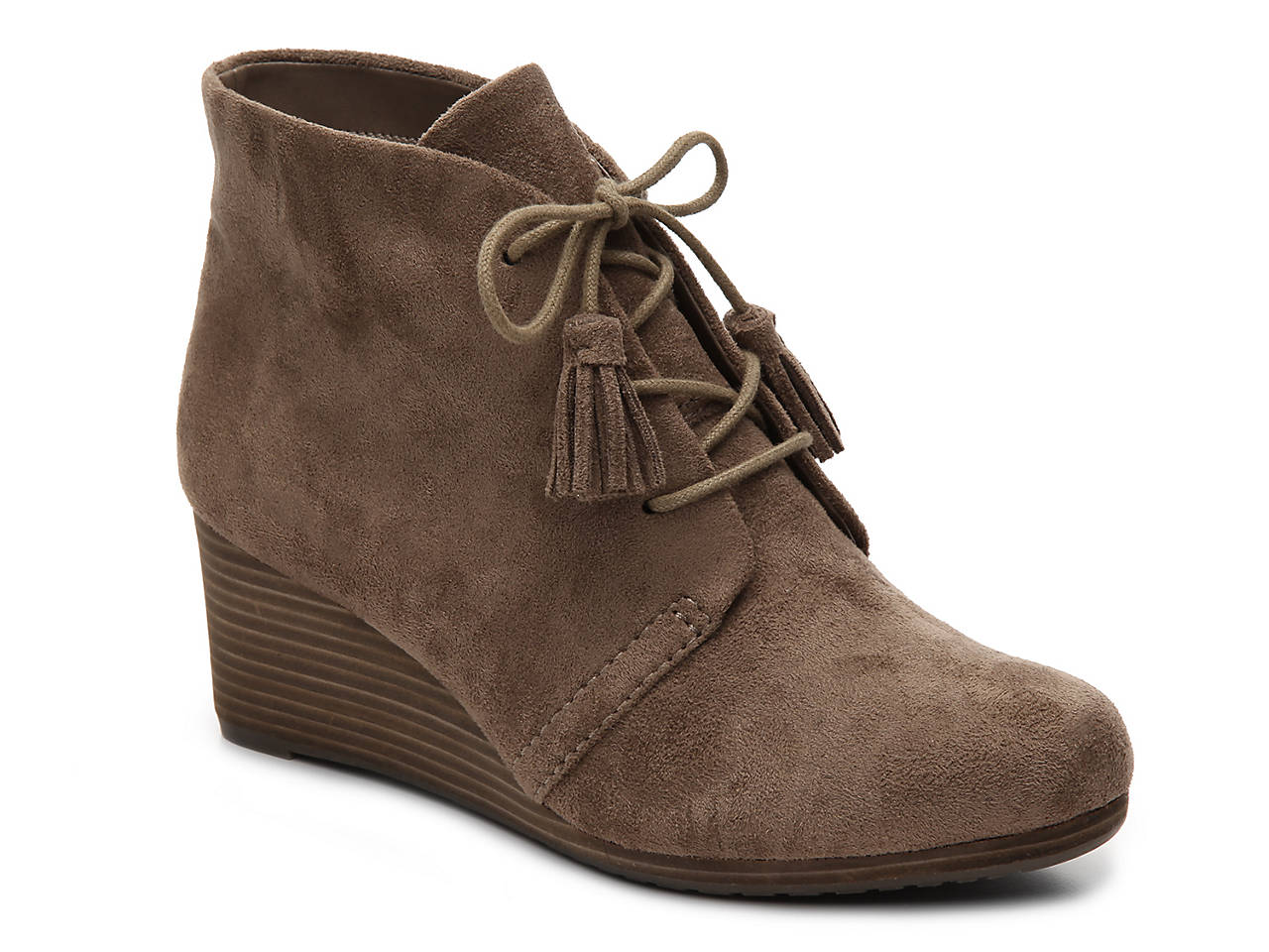 Dakota Wedge Bootie