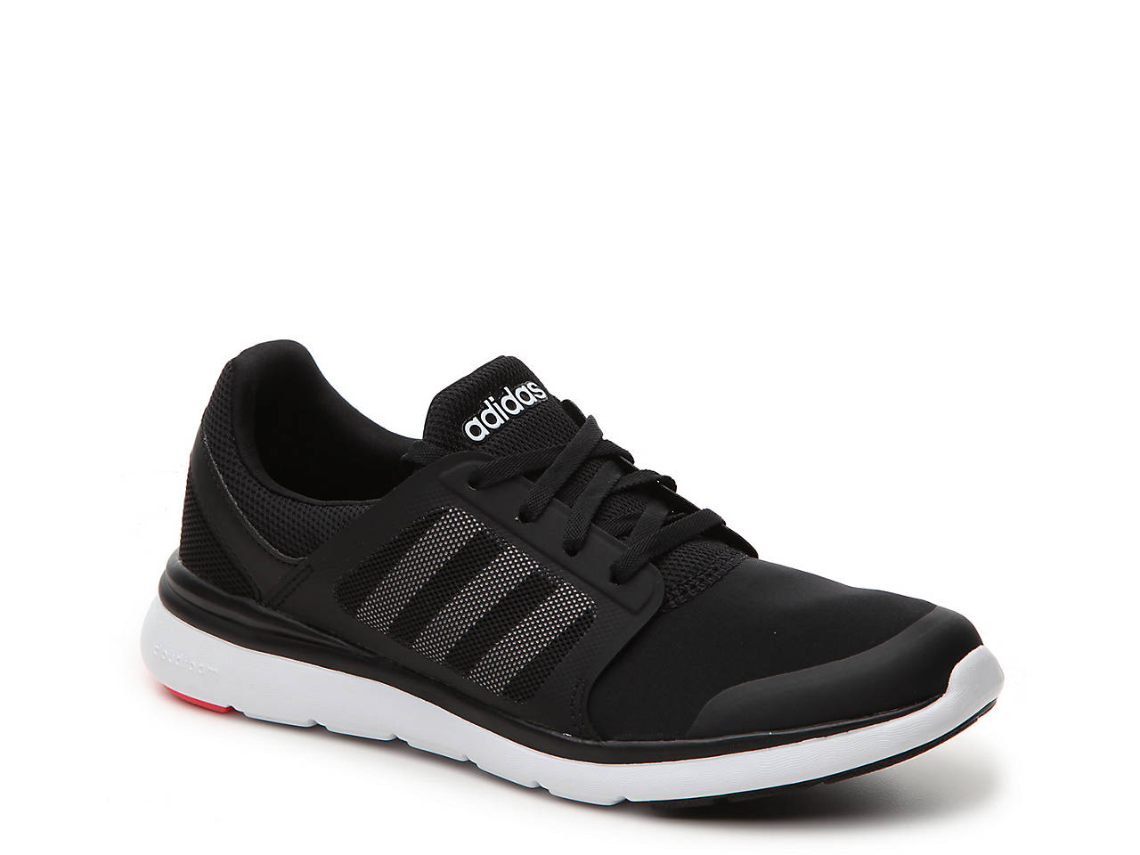 adidas cloudfoam women's running shoes