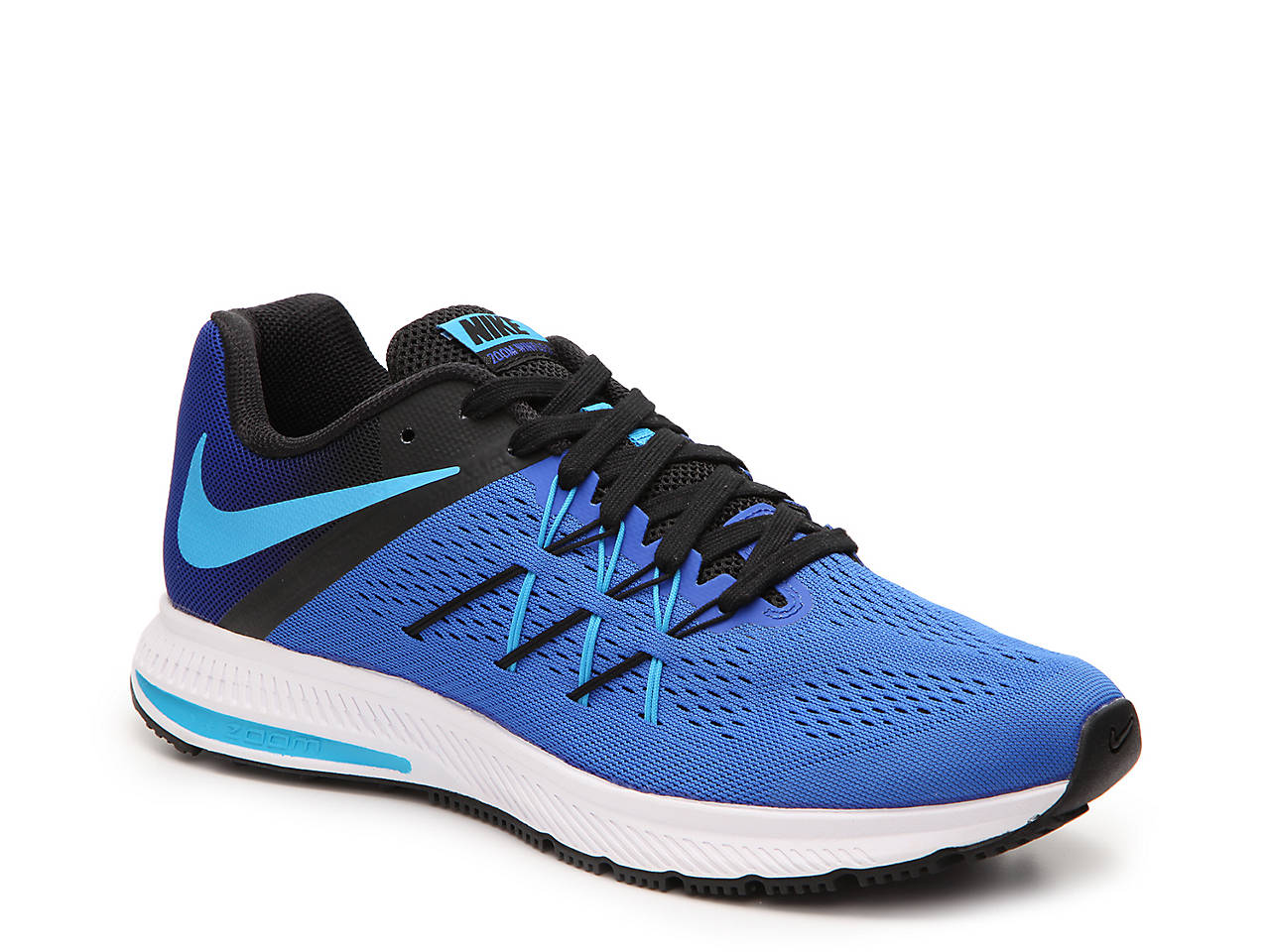 688f94610855b Nike Zoom Winflo 3 Lightweight Running Shoe - Men s Men s Shoes