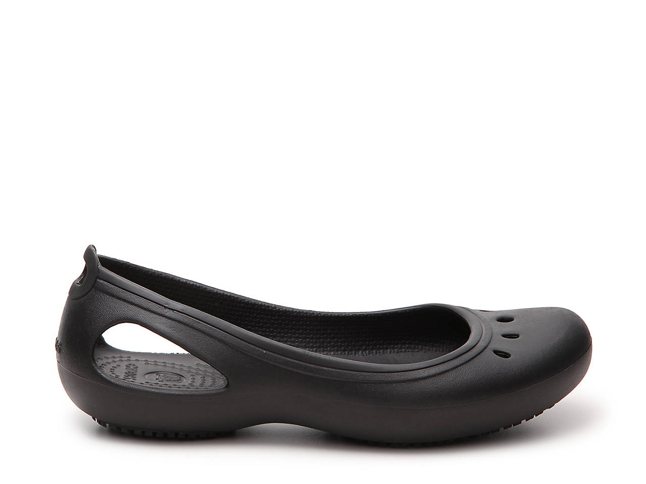 5334a5dd063 Crocs Kadee Work Flat Women s Shoes