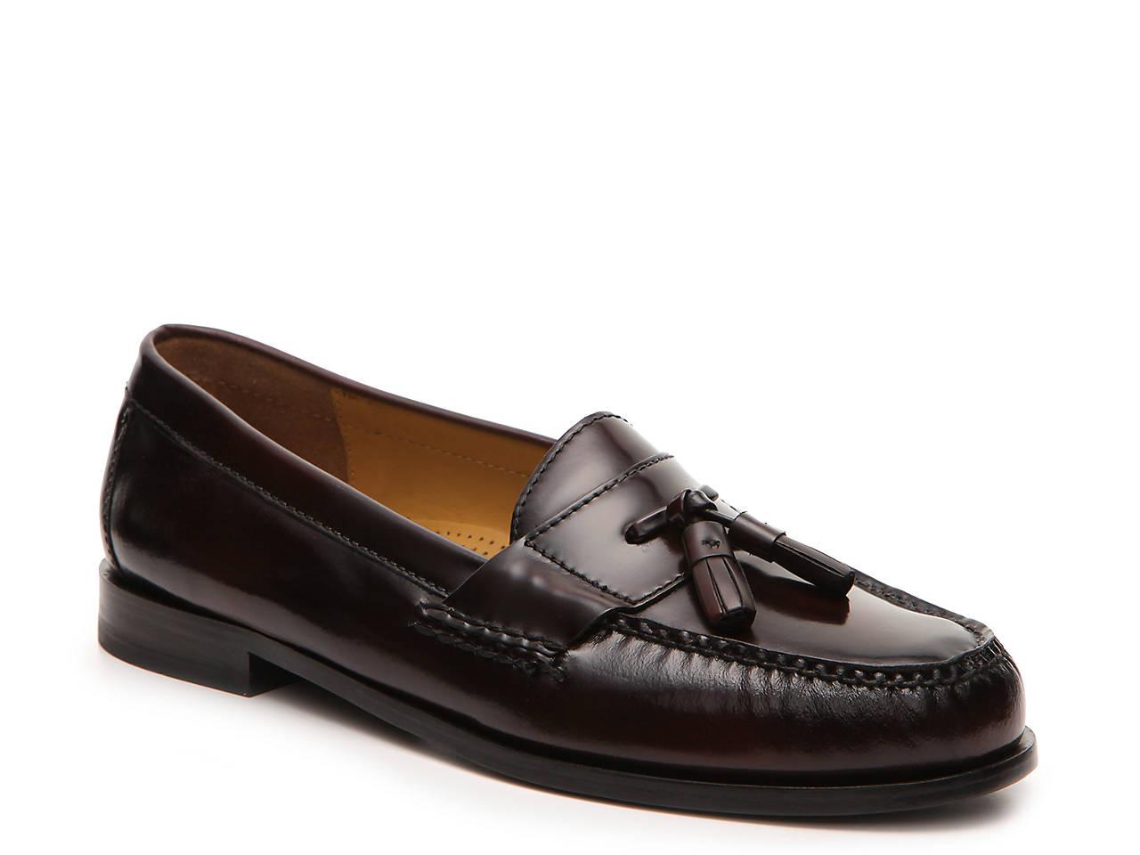 26ffe029ddc Cole Haan Pinch Tassel Loafer Men s Shoes