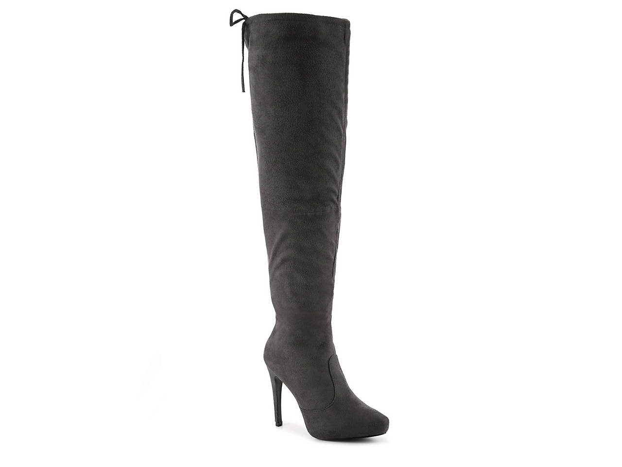 7c9eaa7c67a Journee Collection Magic Wide Calf Over The Knee Boot Women s Shoes ...