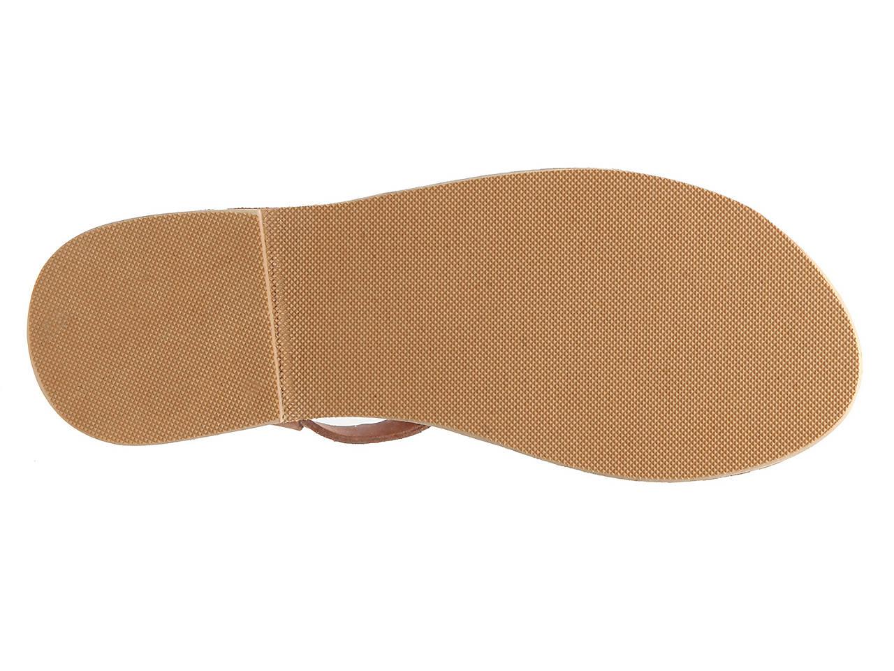 b02b0991d6882 Sseko Designs T-Strap Accent Flat Sandal Women s Shoes