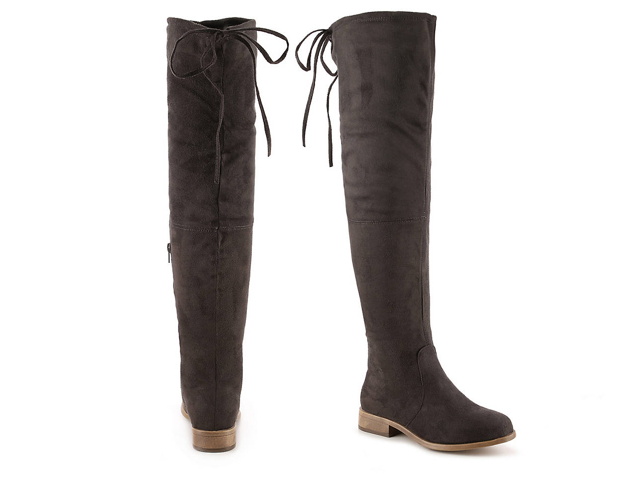 f3549c334c4 Journee Collection Mount Wide Calf Over The Knee Boot Women's Shoes ...