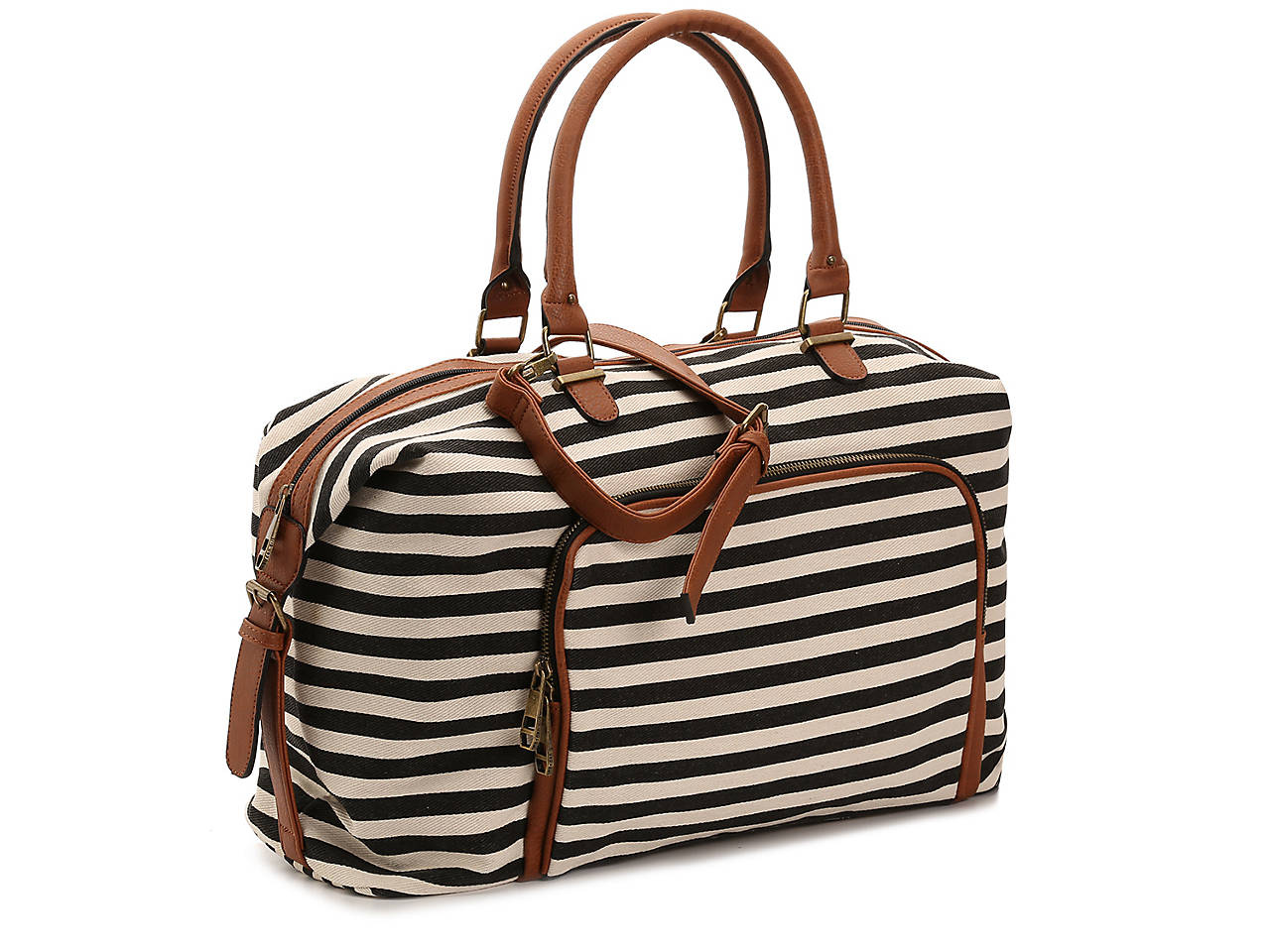 a7dfcbb5fd9d Madden Girl Crayon Weekender Bag Women s Handbags   Accessories