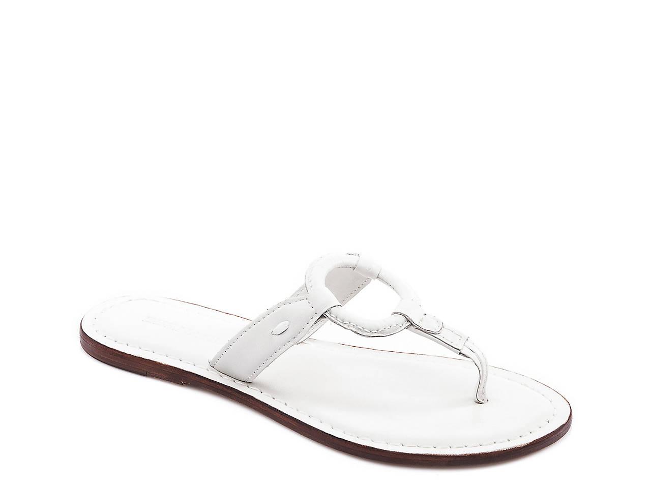 0eb1624f410 Bernardo Matrix Flat Sandal Women s Shoes