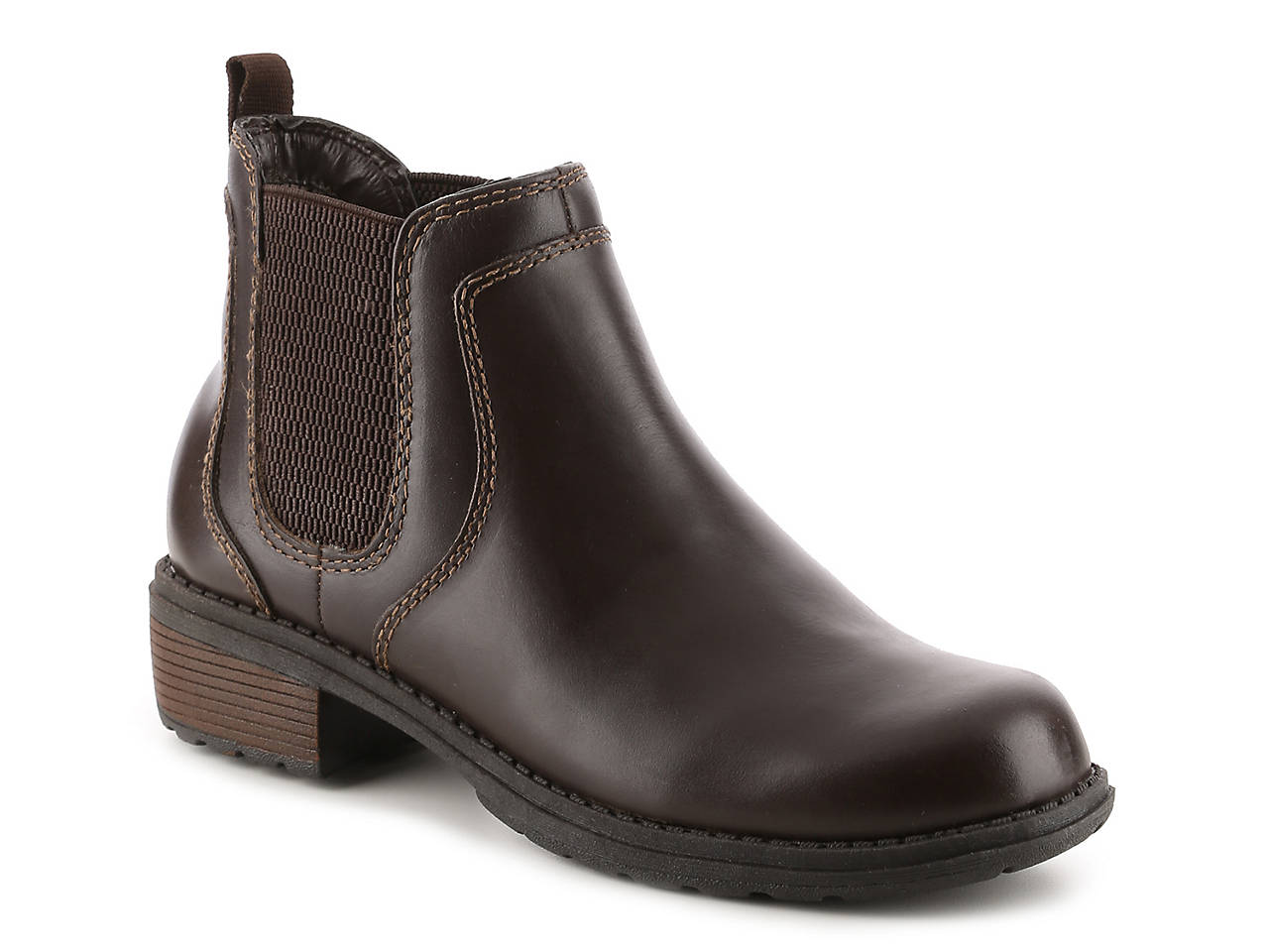 Double Up Chelsea Boot