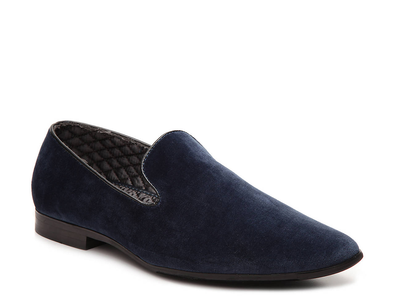Buy Cheap Giorgio Brutini Men's Cress Mens Navy Velvet Giorgio Brutini Mens Slip Ons