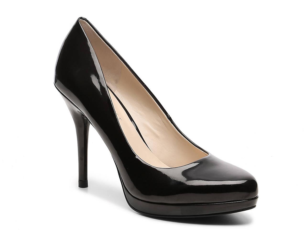 eeb2cd2b3e4 Nine West Kristal Platform Pump Women s Shoes
