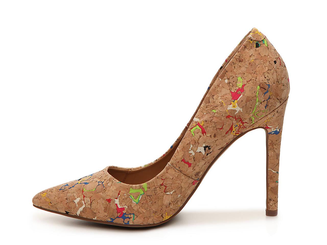 9887529a3e7 Steve Madden Proto1 Cork Pump Men s Shoes
