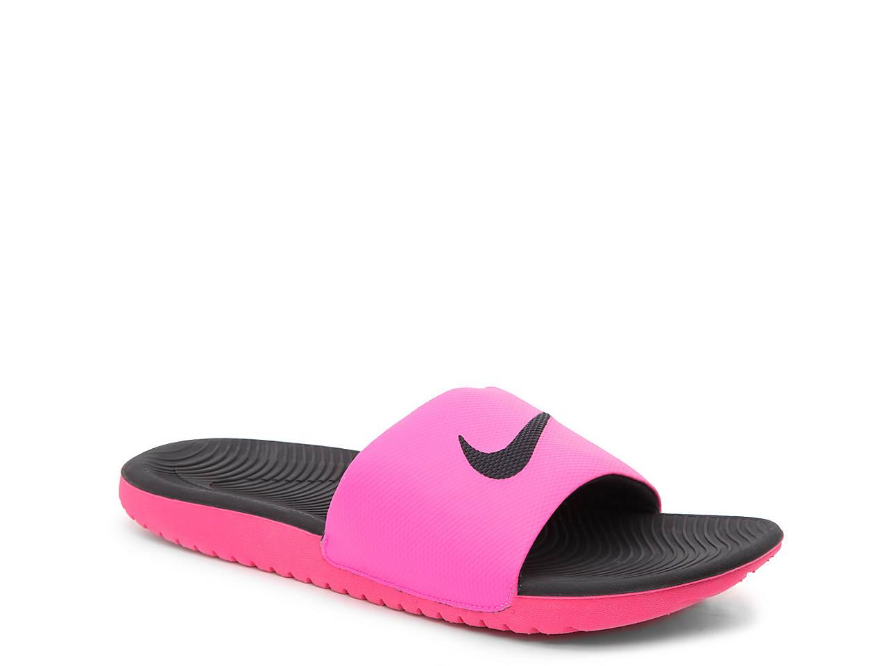 26879e741b663a Nike Kawa Slide Sandal - Women s Women s Shoes