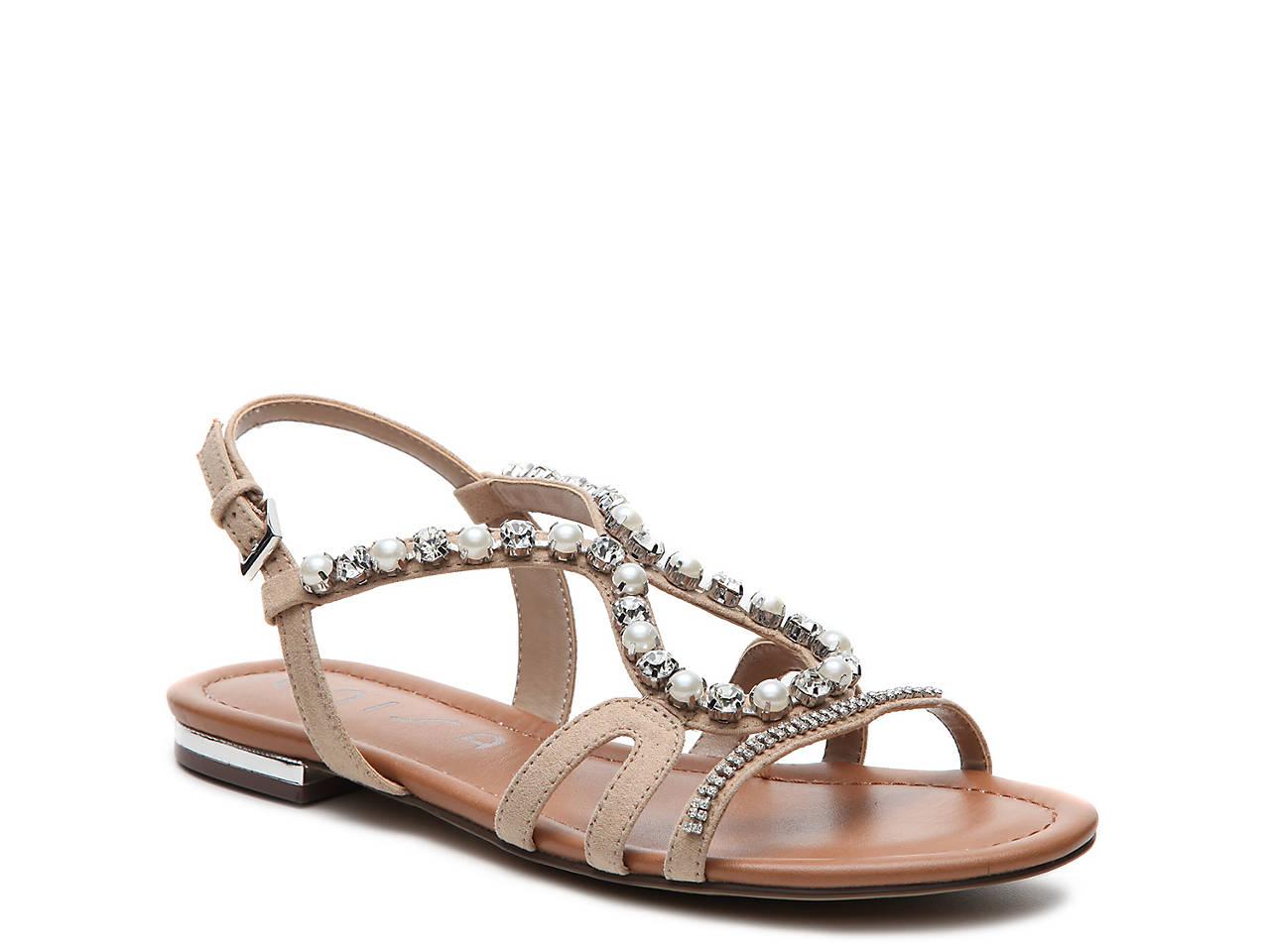 d2c22a054cb Unisa Stasia Flat Sandal Women s Shoes