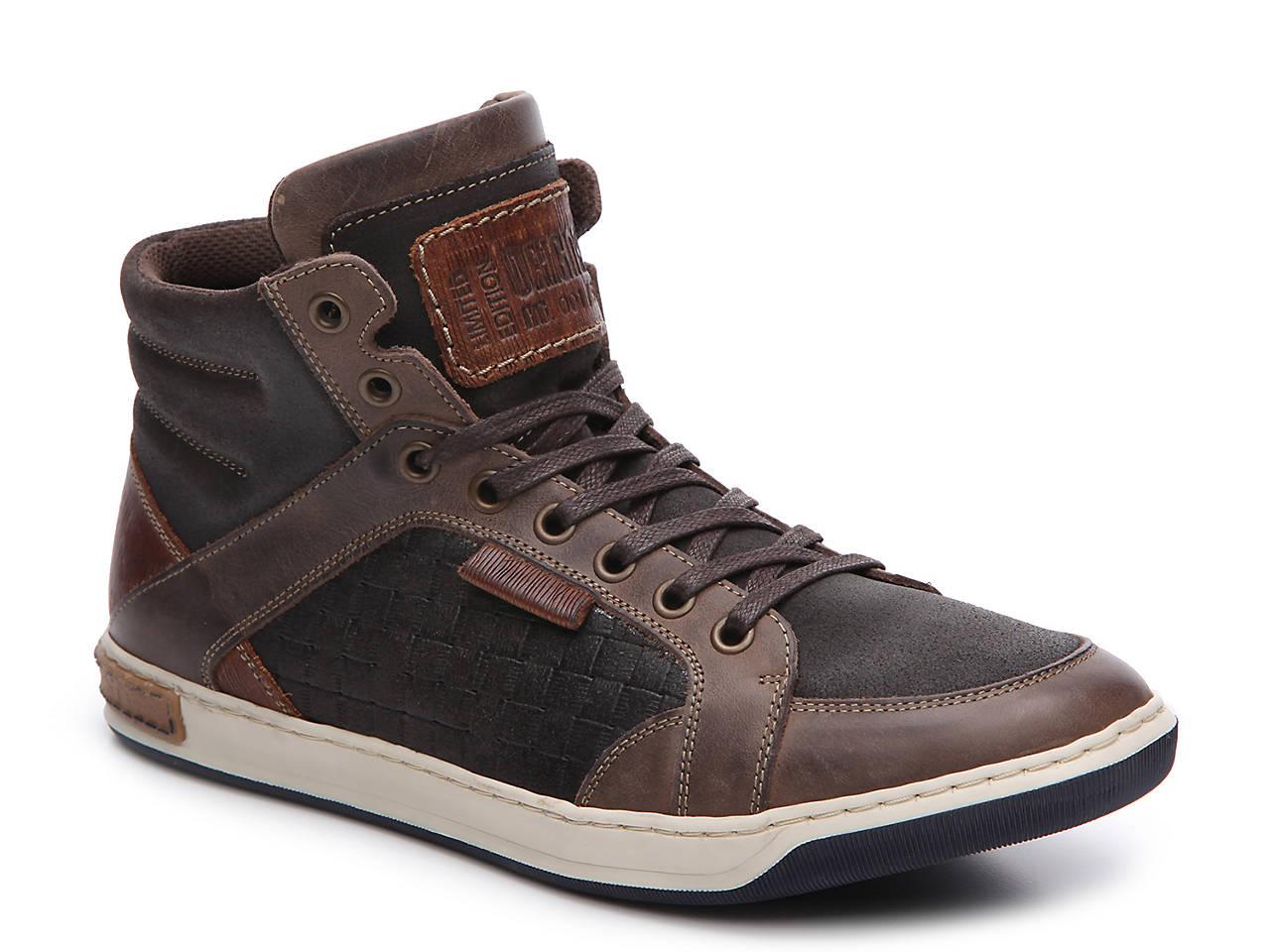 ec7ec948ee7 Bullboxer Everett Mid-Top Sneaker Men s Shoes