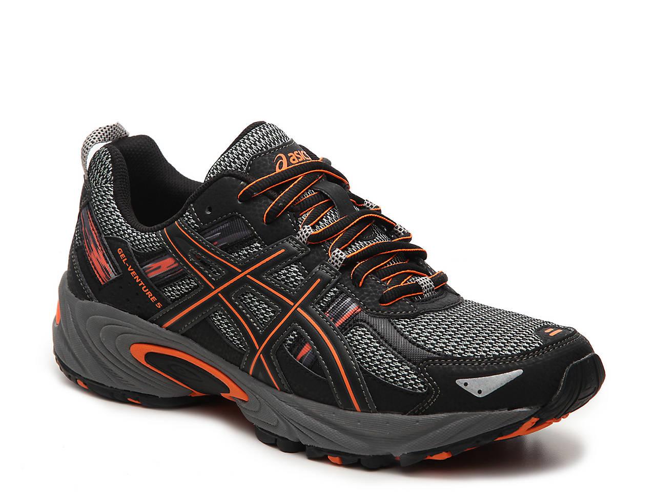 asics gel-venture 5 trail running shoe - mens