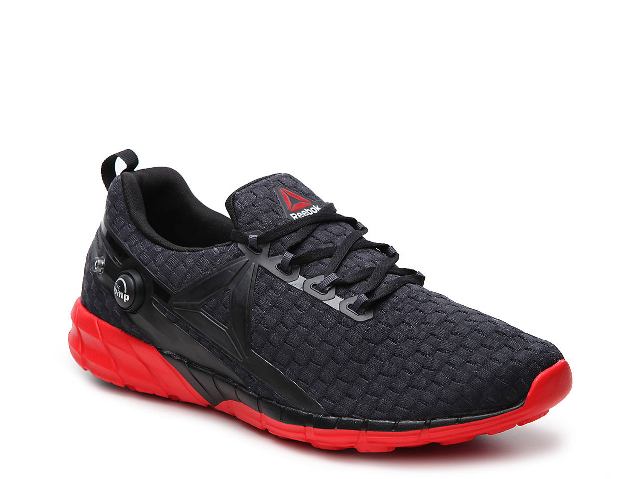 433c613600ea Reebok ZPump Fusion 2.5 Lightweight Running Shoe - Men s Men s Shoes ...