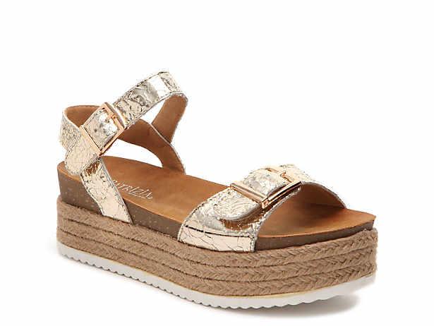 e42f47d725 Mia Abby Platform Sandal Women s Shoes