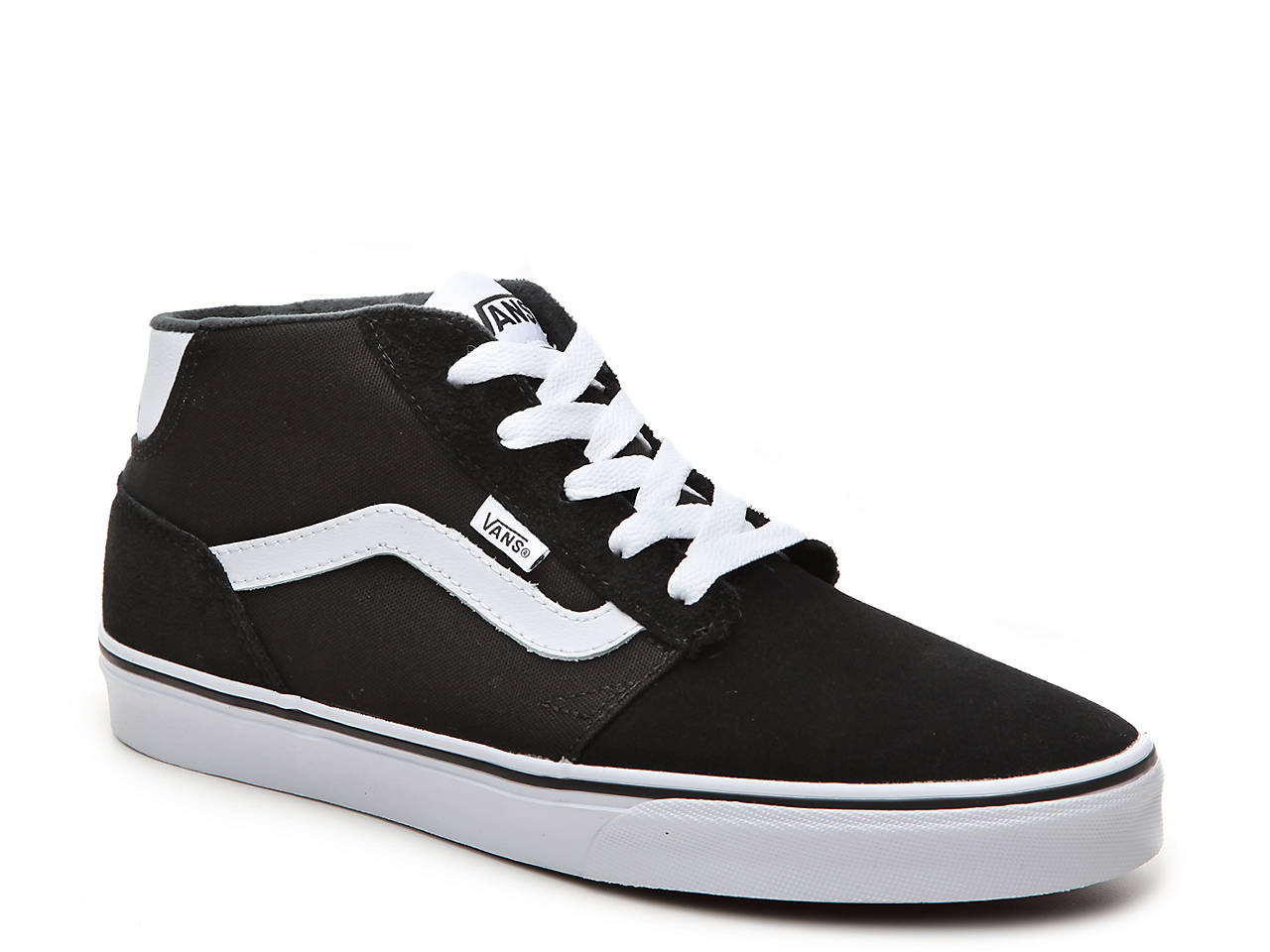 Mens Chapman Mid Hi-Top Sneakers Vans