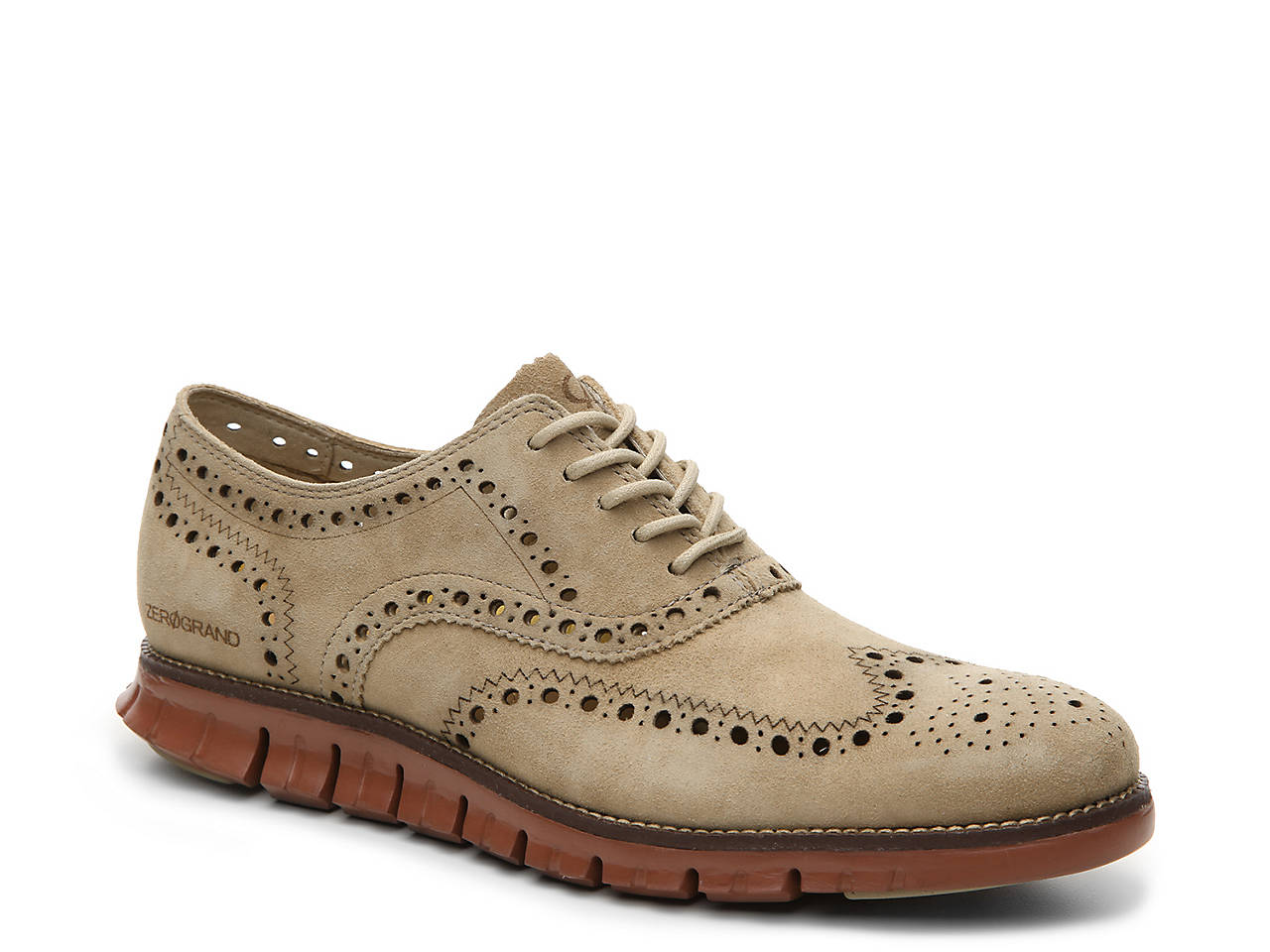 Cole Haan ZeroGrand Wingtip Oxford II Buy Cheap Pay With Paypal Sale New Big Discount For Sale iWBTylxd
