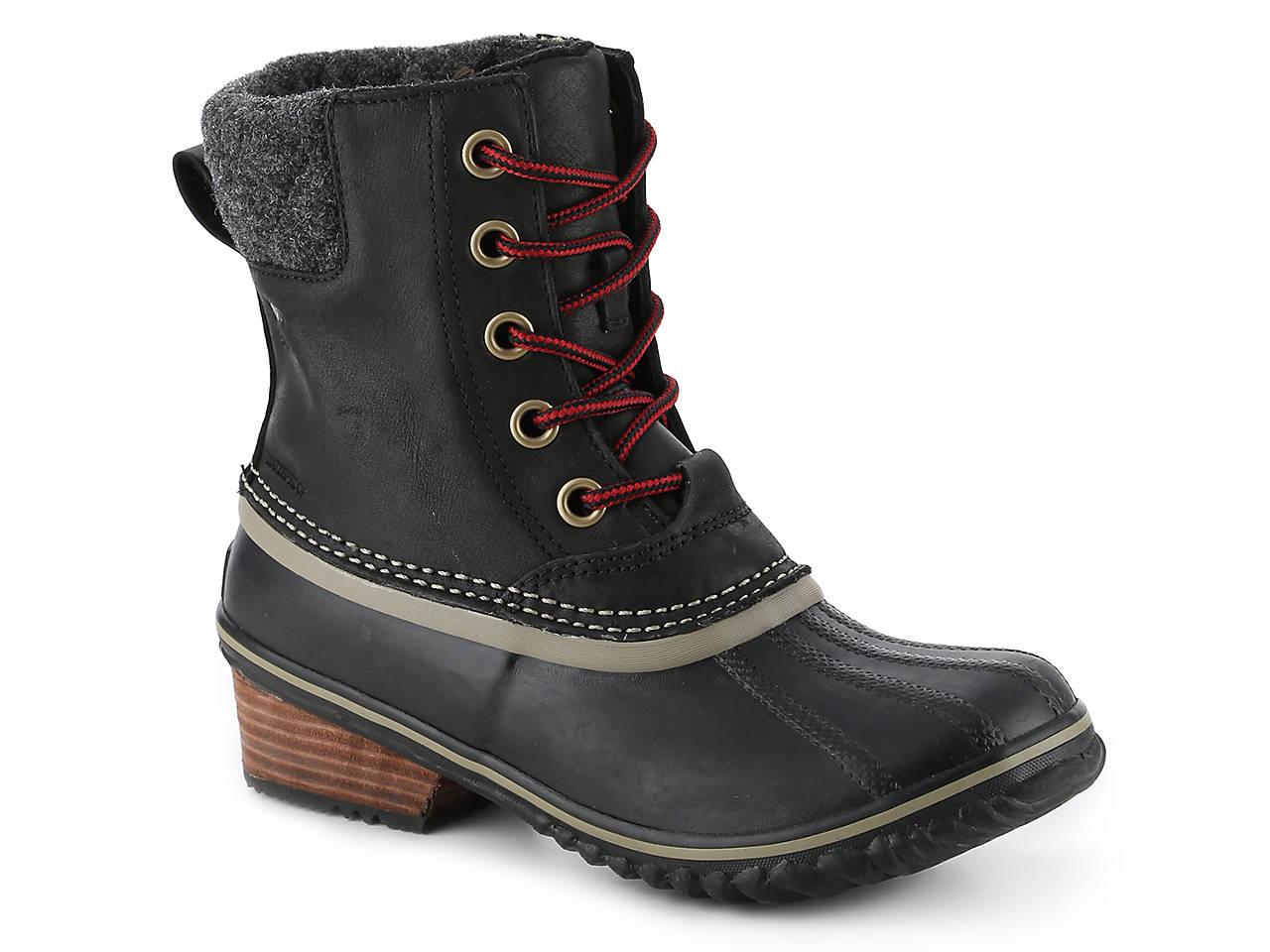 bdb0c16eca67 Sorel Slimpack II Snow Boot Women s Shoes