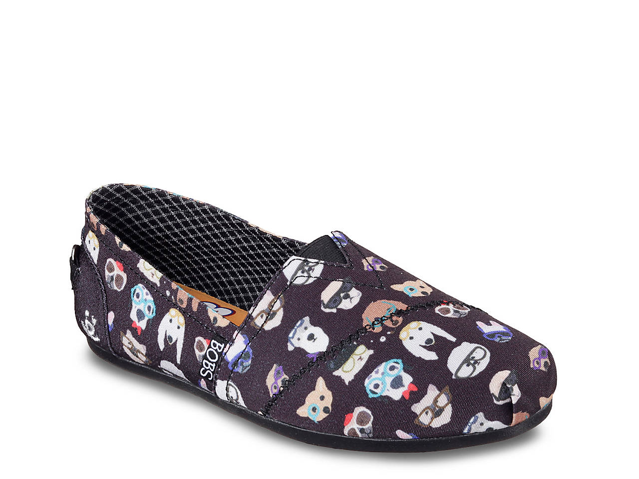 Plush Pup Smarts Slip-On