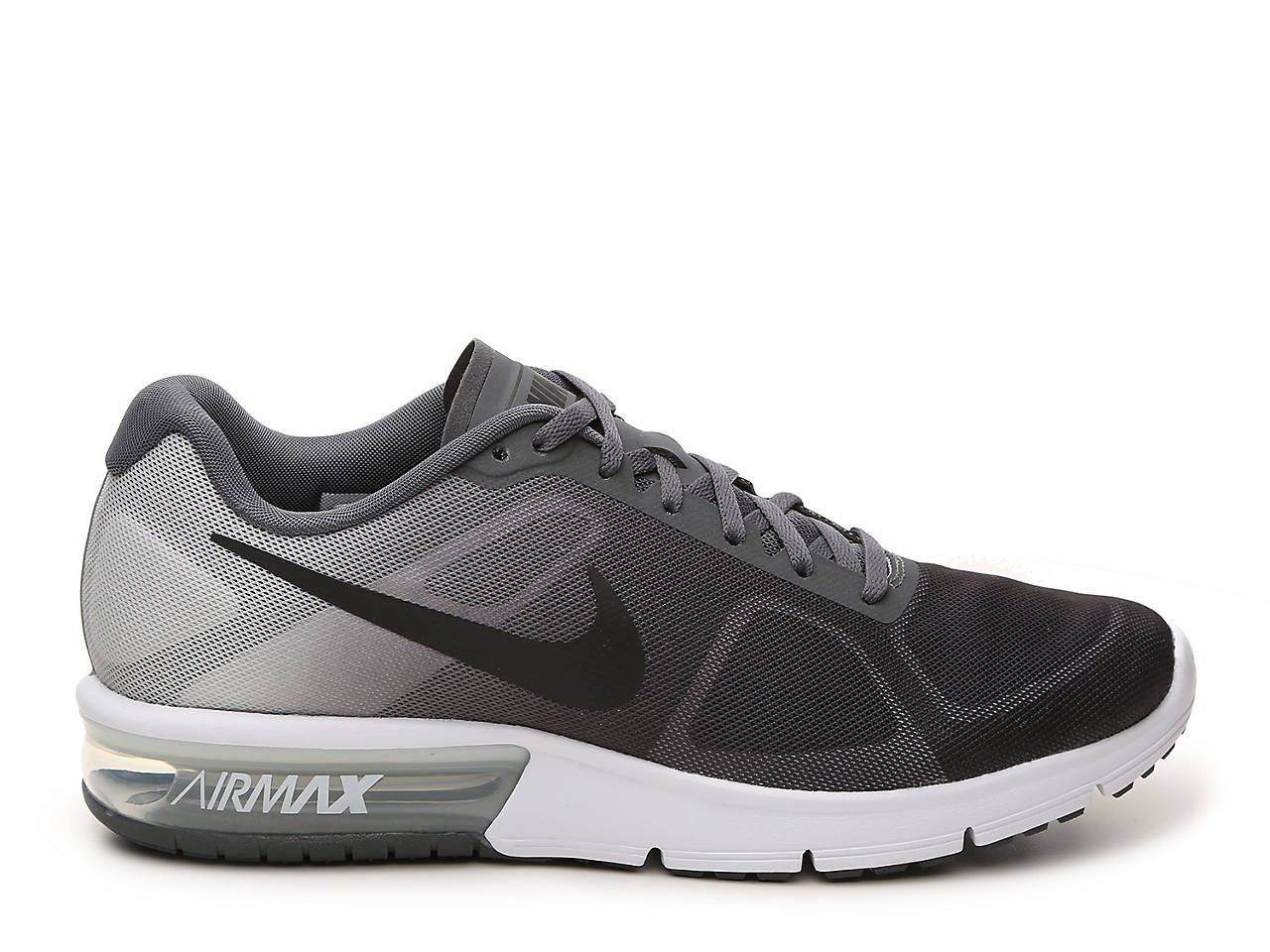 Previous Air Max Sequent Performance Running Shoe Men S