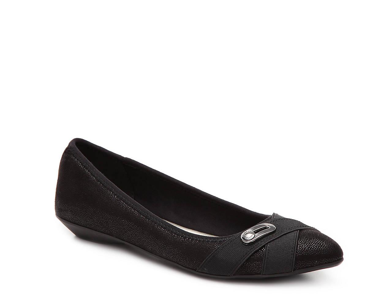 fe8928e9e71 Anne Klein Ornot Flat Women s Shoes