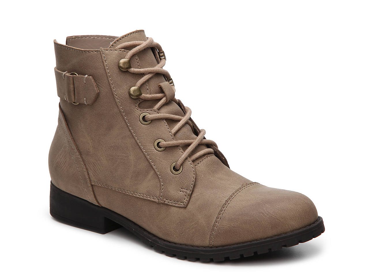 Women's Combat & Lace-Up Boots | DSW