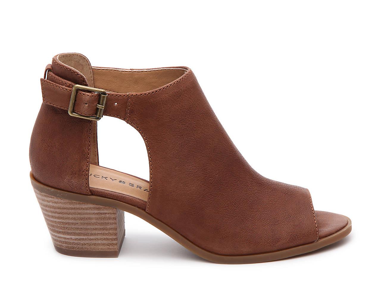 571c4fe07ead Lucky Brand Barimo Bootie Women s Shoes