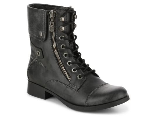 Guess Shoes Black Heels Winter
