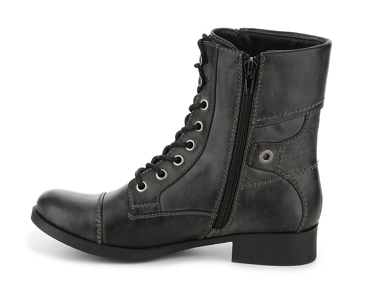 Banks Combat Boot. previous next