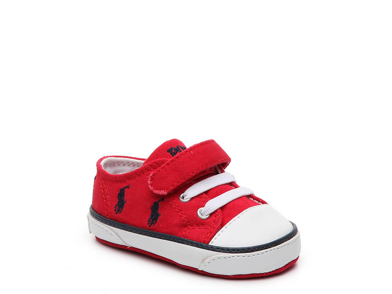 0334d25e0ccca Polo Ralph Lauren Kody Infant Crib Shoe Kids Shoes   DSW