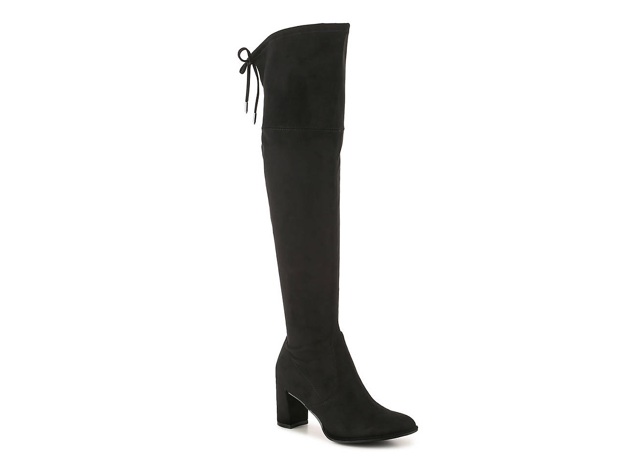 0a4e4959e25 Marc Fisher Lencon Over The Knee Boot Women s Shoes