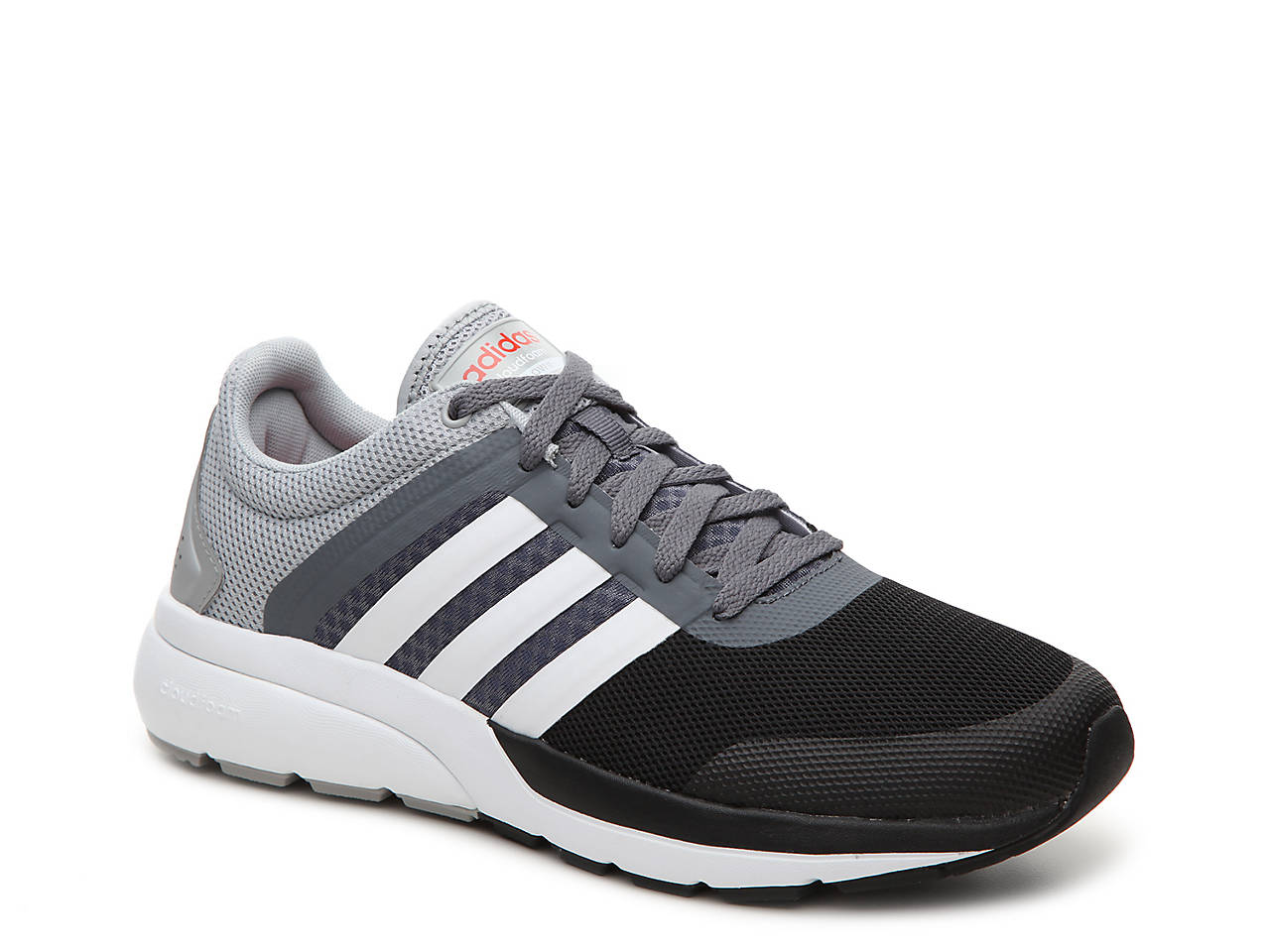adidas men's neo cloudfoam flow shoe