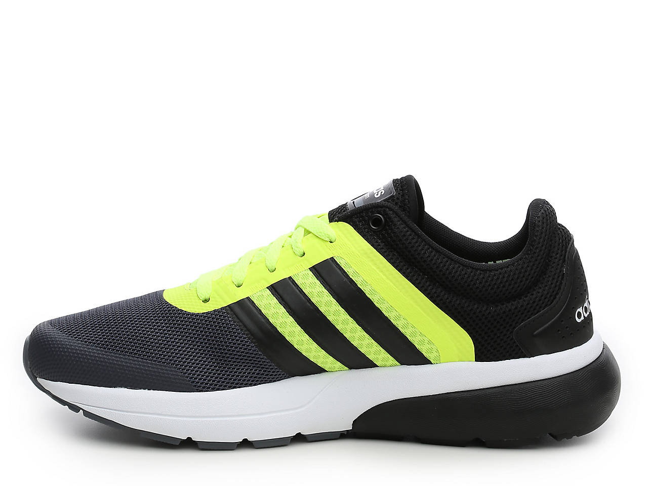 adidas neo cloudfoam flow men's athletic shoes