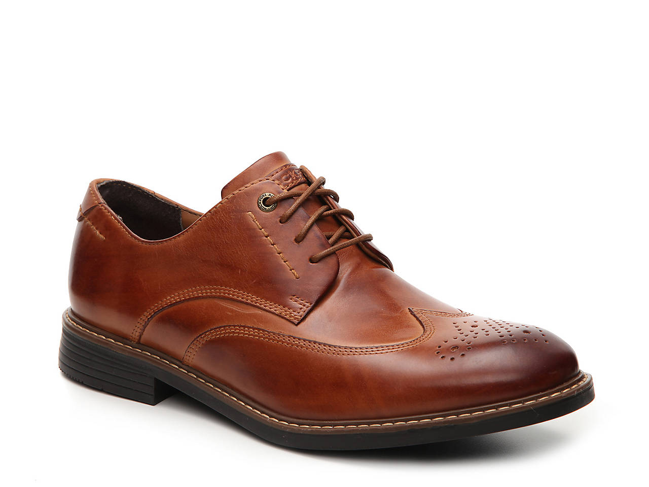 Classic Break Wingtip Oxford