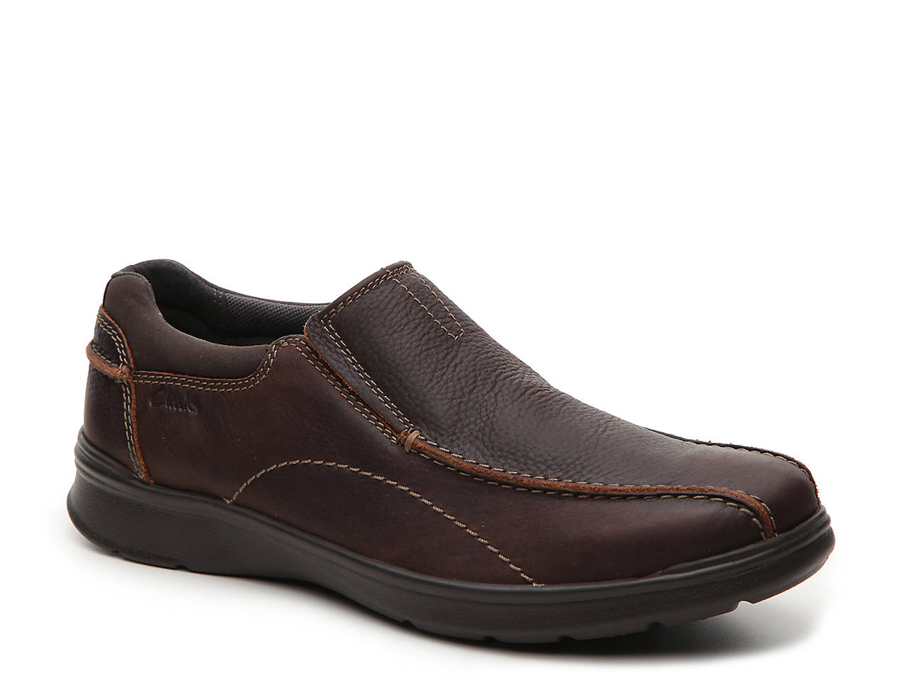 4422cd6e4acf Clarks Cotrell Step Slip-On Men s Shoes