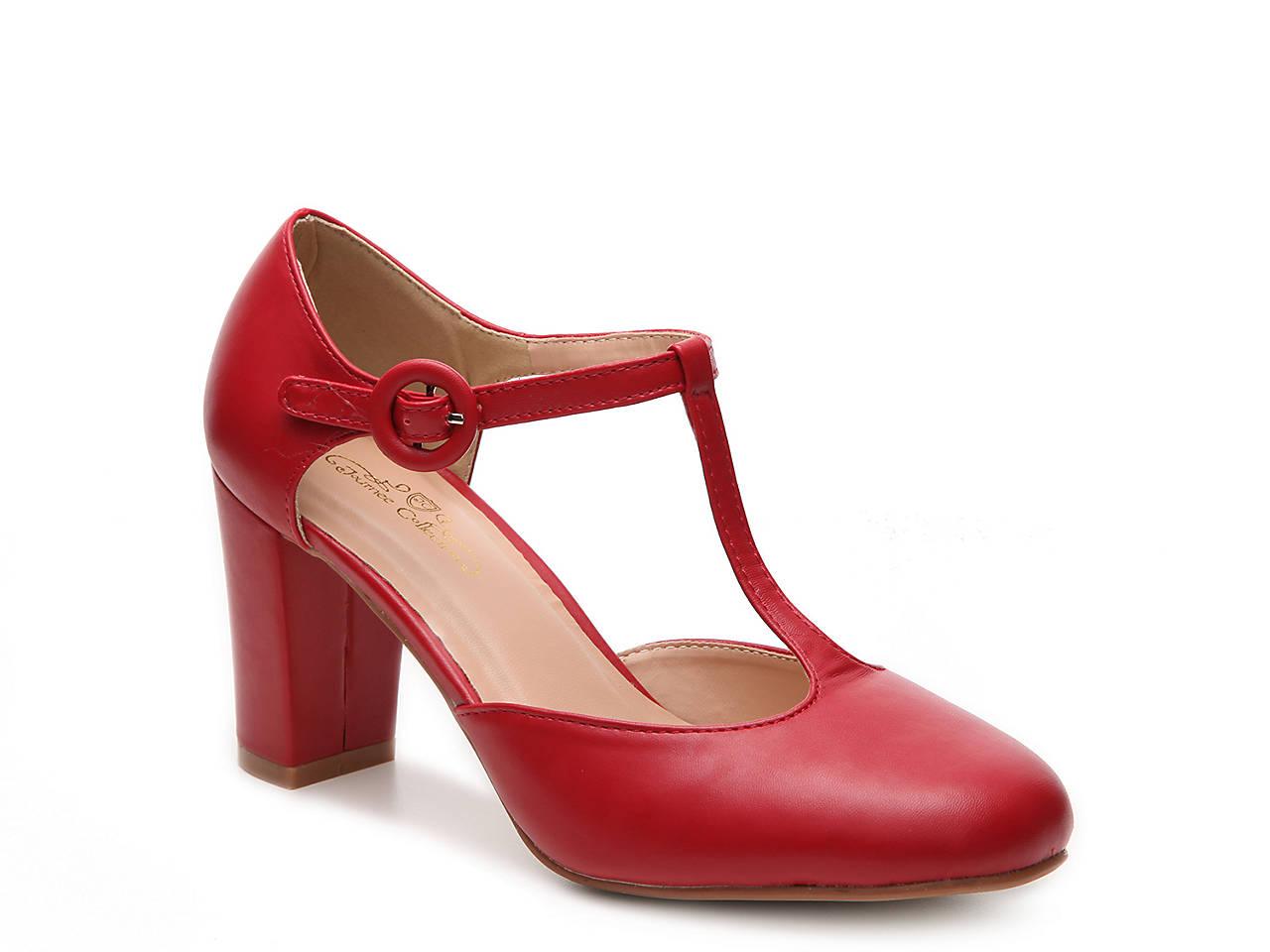 bb5d66eb60f Journee Collection Talie Pump Women s Shoes