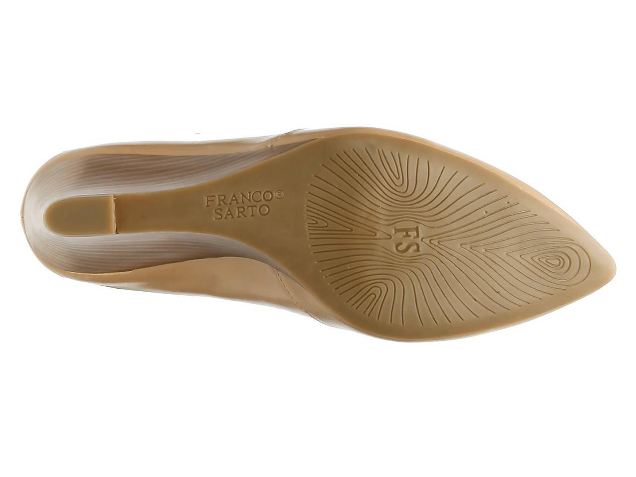 2c2a4e0524d Franco Sarto Frankie Wedge Pump Women s Shoes