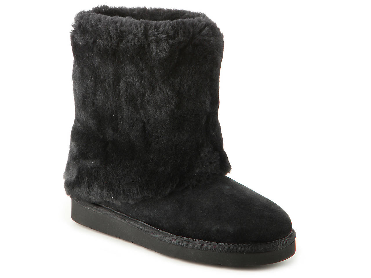 black and grey ugg boots
