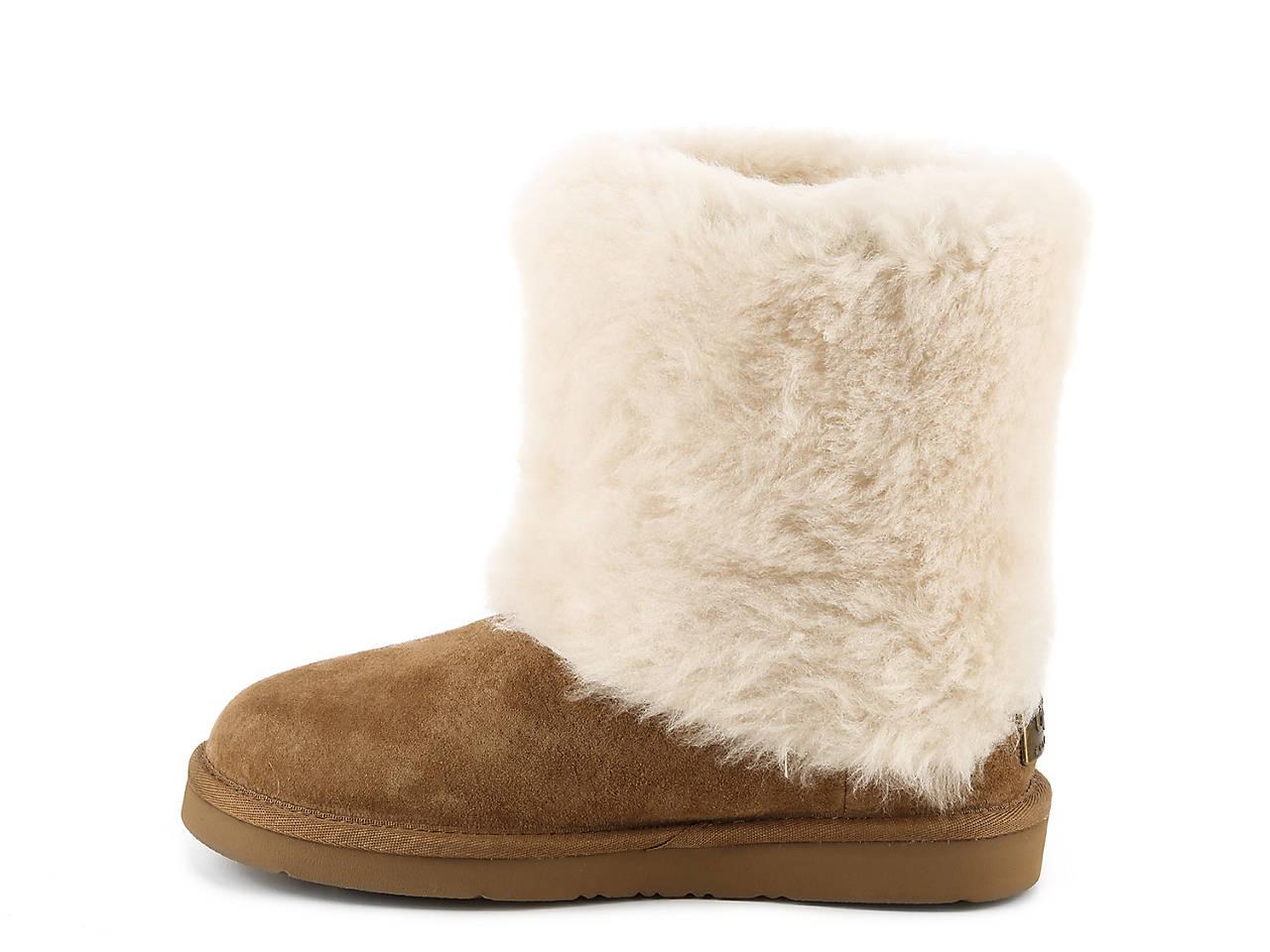 ugg patten boots black