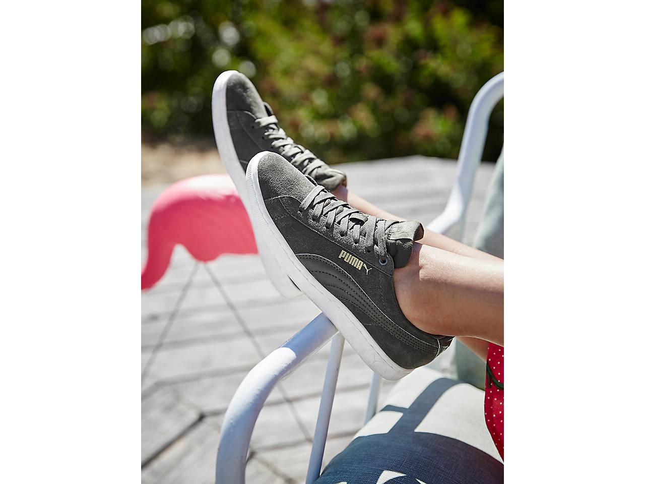 c4b10ea5995d Puma Vikky Lo Suede Sneaker - Women s Women s Shoes