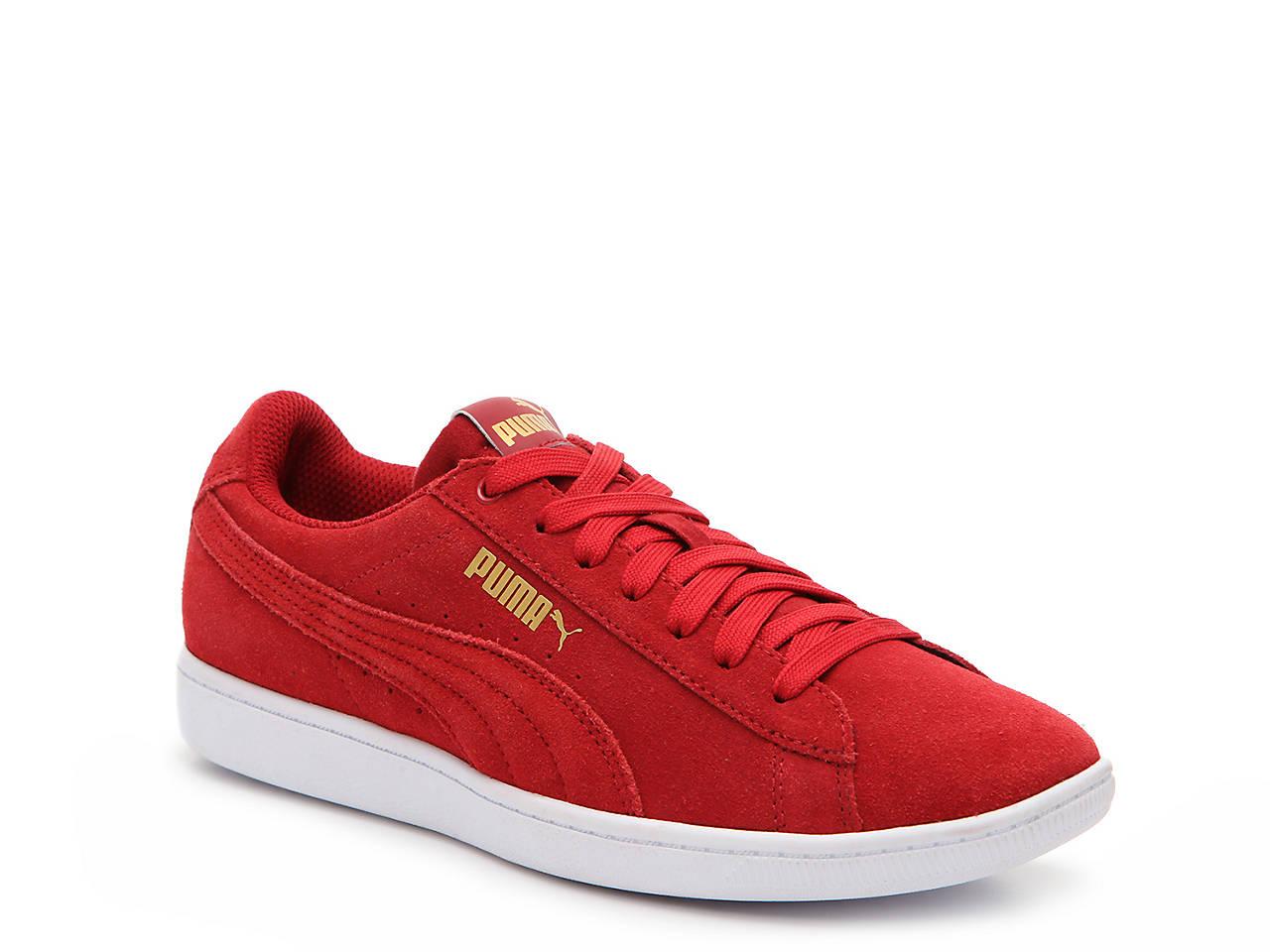 de69a0a1eb11 Puma Vikky Lo Suede Sneaker - Women s Women s Shoes