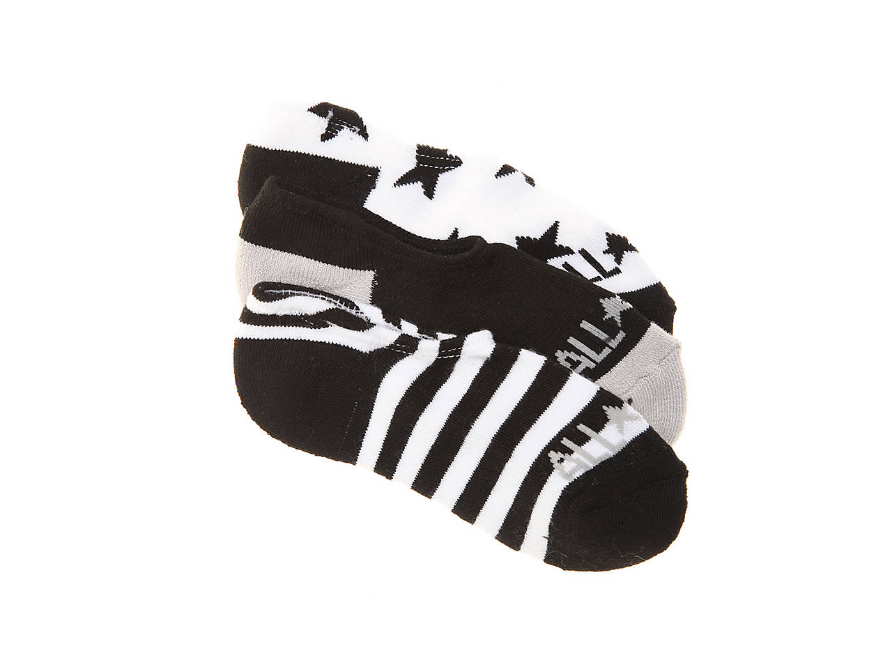 converse no show socks. stars \u0026 stripe toddler youth no show socks - 3 converse