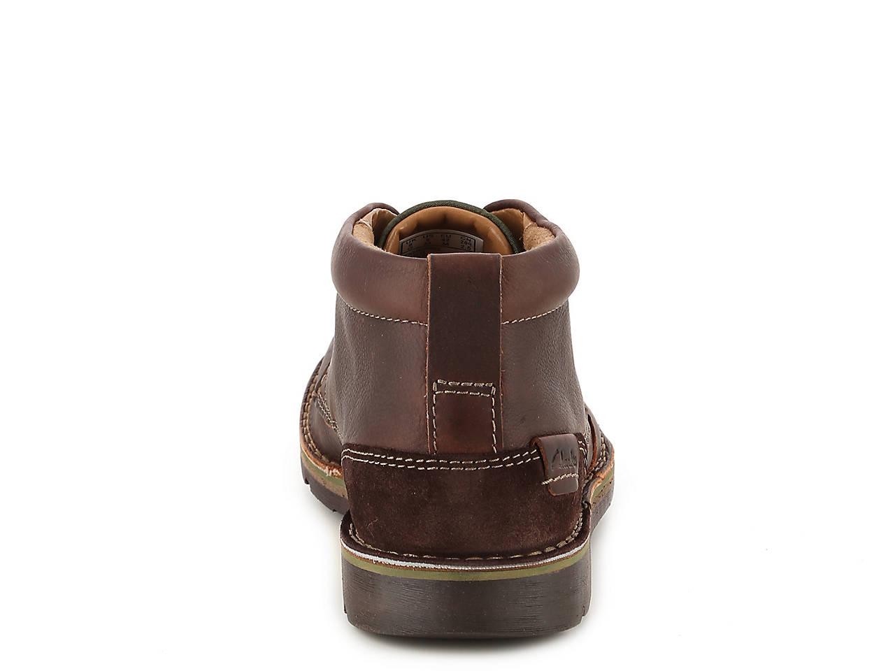 62857b4e06a6 Clarks Edgewick Chukka Boot Men s Shoes