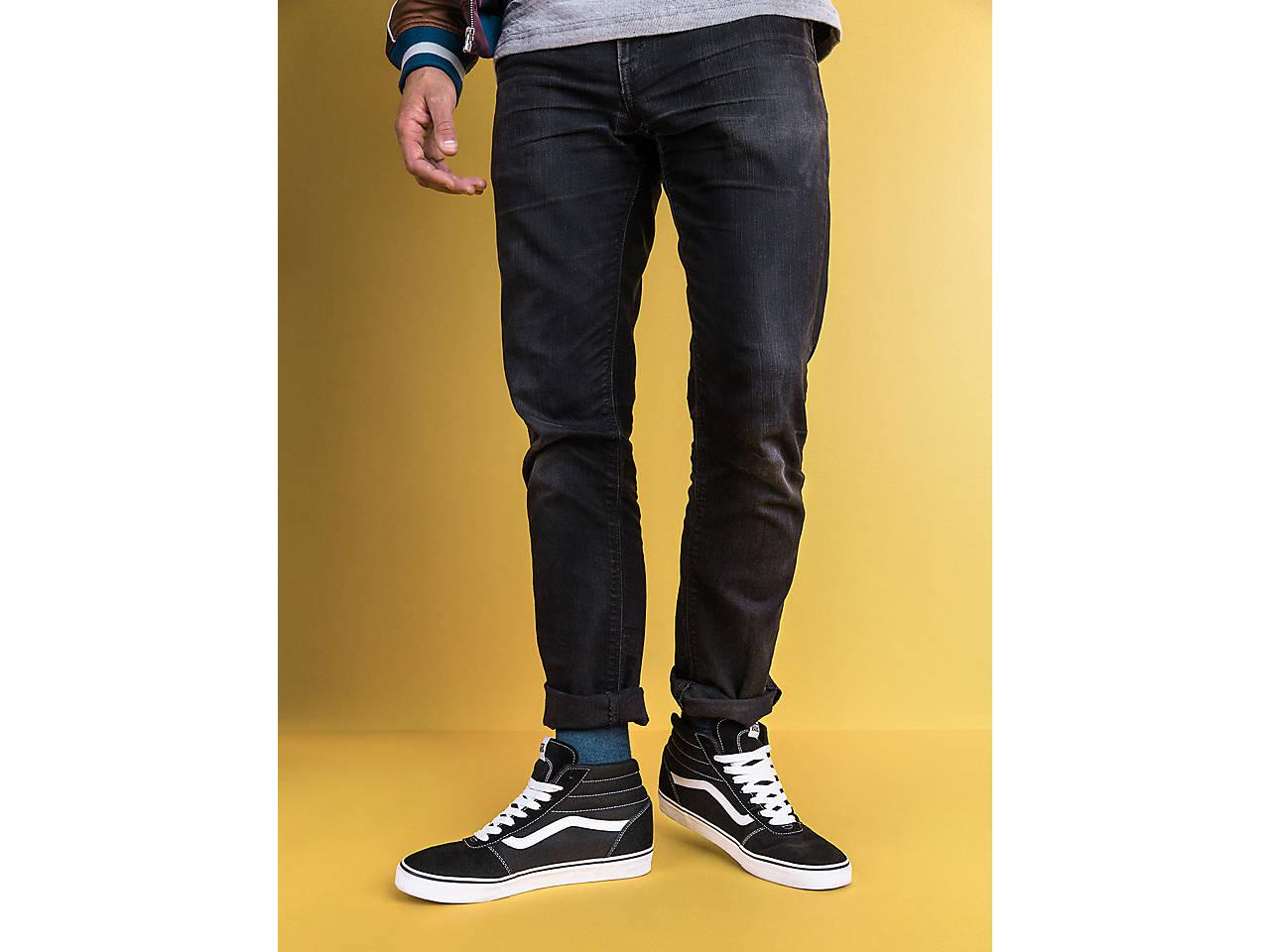 2e6113394a Vans Ward Hi Suede High-Top Sneaker - Men s Men s Shoes