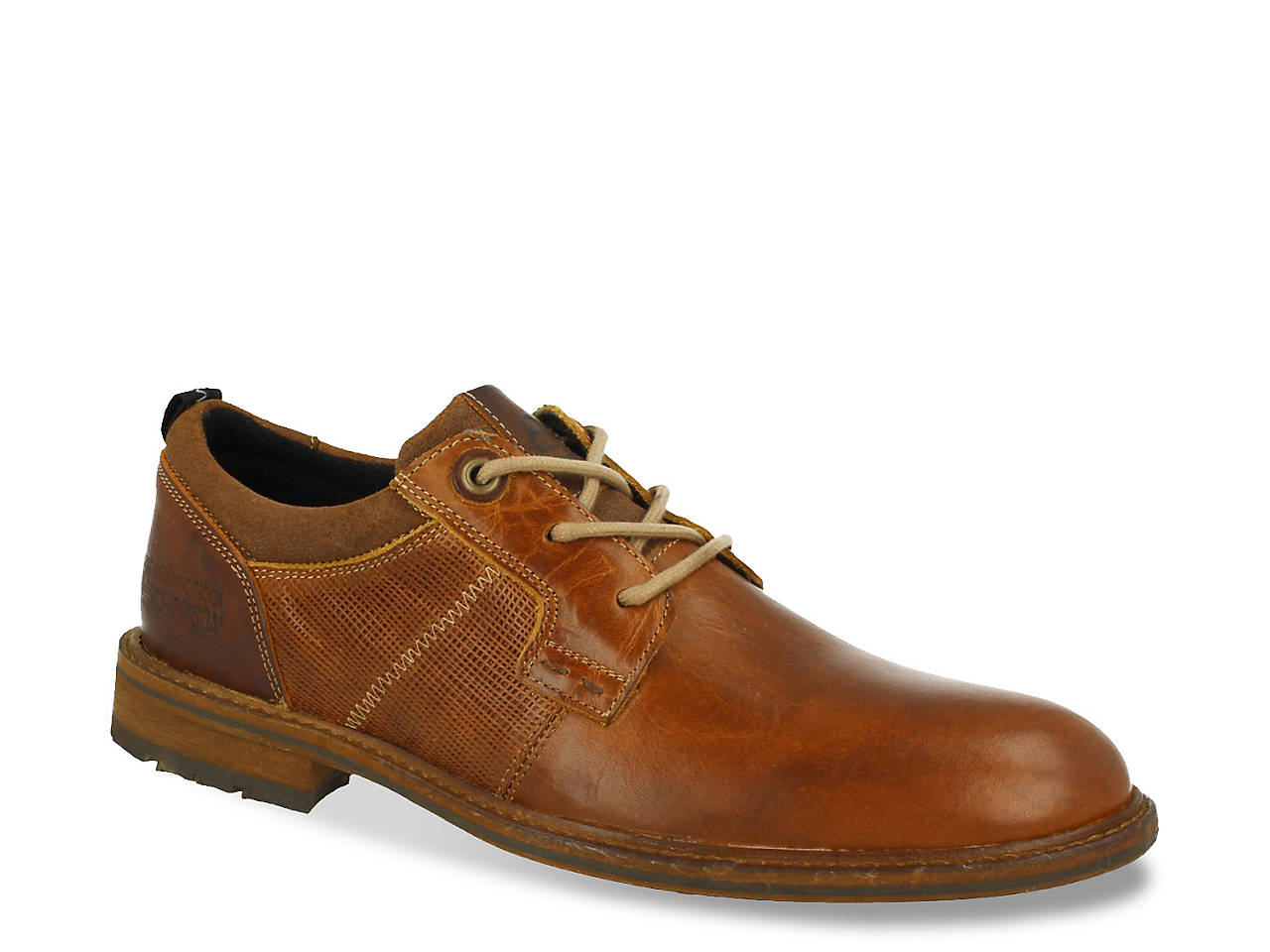 BULL BOXER SHOES SIZE 10 Men's Leather Lace Up Oxford Shoes 10 BULL BOXER 10