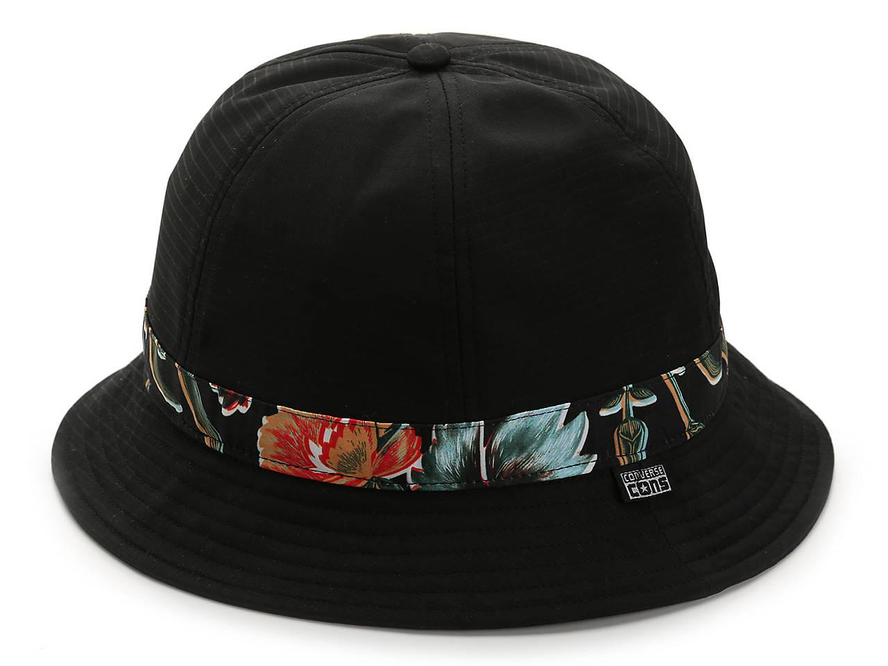 Converse Floral Band Bucket Hat Men s Handbags   Accessories  cf4c5779540